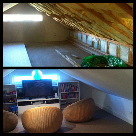 attic B & A