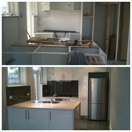 kitchen B & A